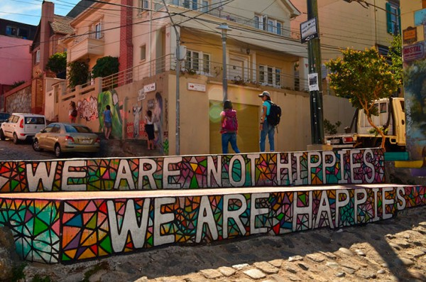 Arte en Valparaíso