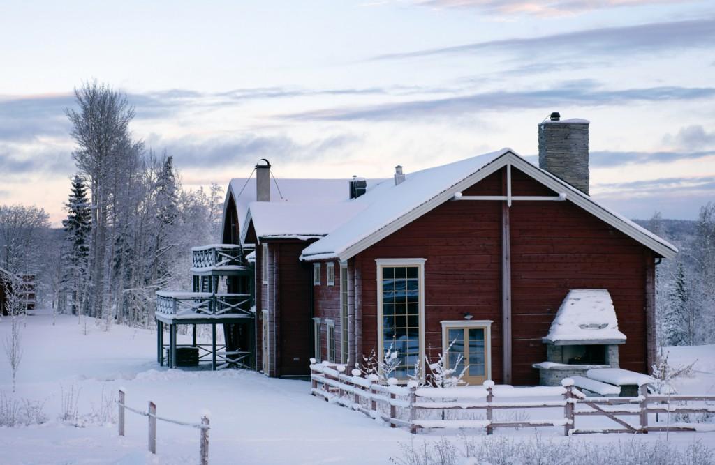 Este es el restaurante estrella Michelin al que es más complicado acceder geográficamente. Foto: Faviken.