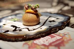 Cena a 4 manos en hotel Urban (Edición 2017). Foto: Javier Peñas
