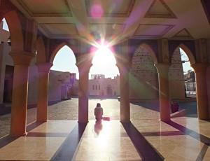 Museo Árabe de Sellos Postales en el Centro Cultural Katara. Foto: facebook de Visit Qatar