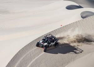 Un plan divertido: conducir un buggy por las dunas. Foto: Qatar Airways