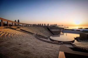 Barrio cultural Katara para una espléndida vista. Foto: facebook de Visit Qatar
