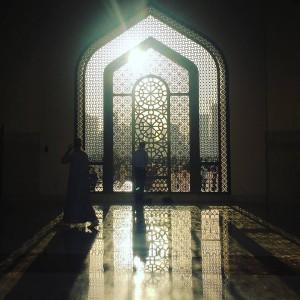 Mezquita Mohamed Ben ʿBdạlw. Foto: facebook de Visit Qatar