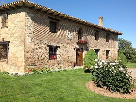 Casa en la provincia de La Rioja. Foto: Toprural