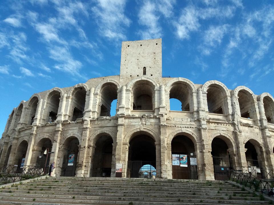 Arles anfiteatro romano