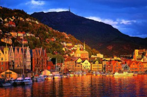 Bergen en septiembre