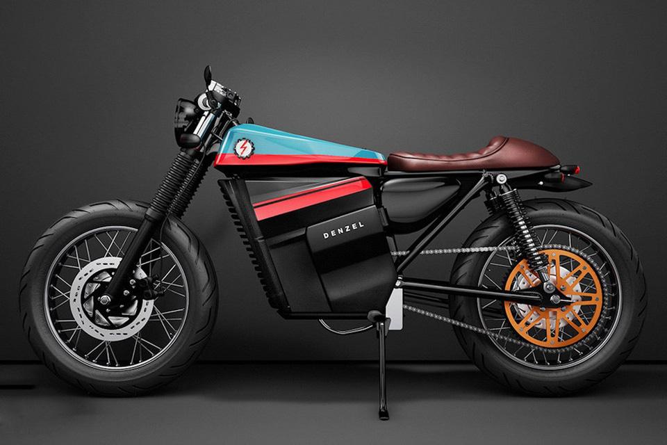 Su atractivo: reflejar la estética de la vieja Honda junto con un atractivo totalmente contemporáneo