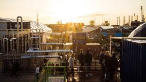 Festival DGTL: música electrónica underground en Ámsterdam