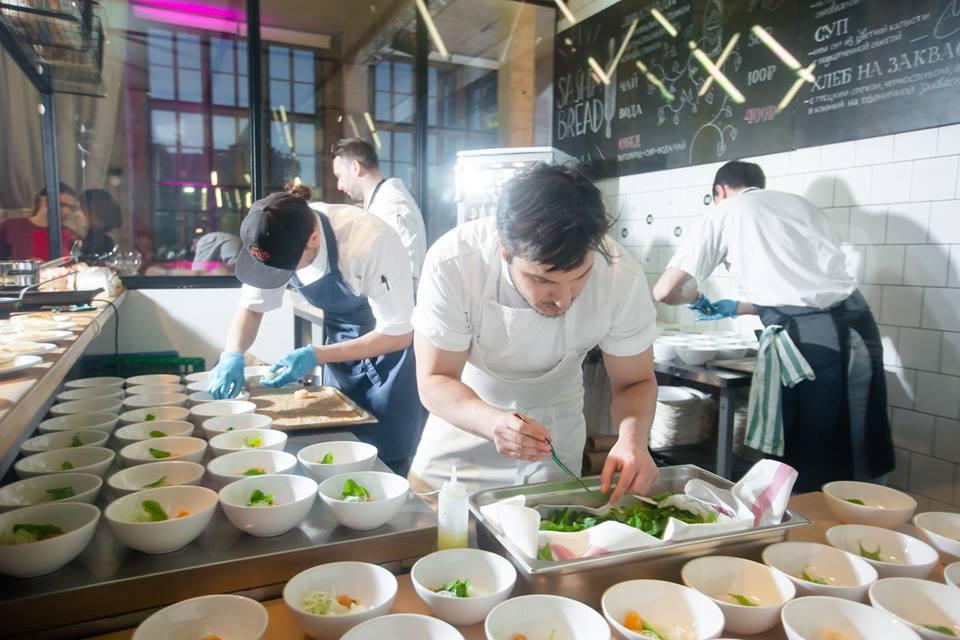 El Festival Omnivore, para pasar tres días dedicados a la cocina contemporánea