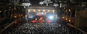 Rebellion, el festival de punk más grande de Europa, además de en Blackpool (origen) y Londres y Dublin, también se celebra en Ámsterdam