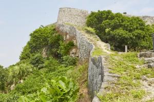 Ruinas castillo Katsuren en Okinawa. Foto: ©JNTO