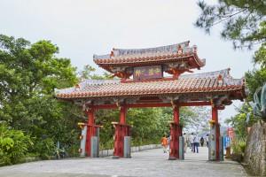 Castillo Shuri-jo en Okinawa. Foto: ©JNTO
