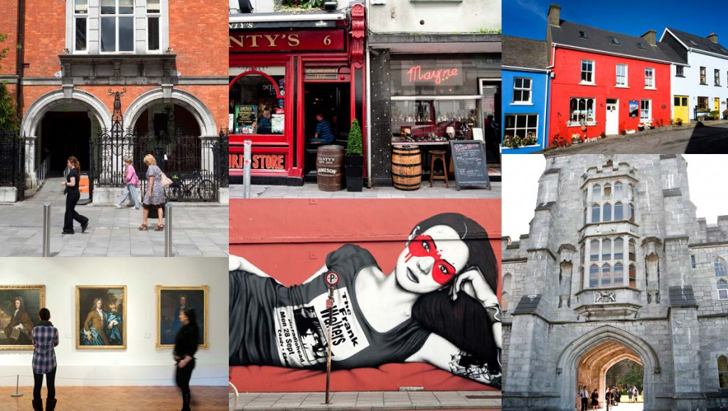 Cork es una cuidad cosmopolita en el suroeste de Irlanda. Foto: ireland.com
