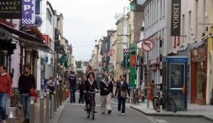La animada Cork. Foto: ireland.com