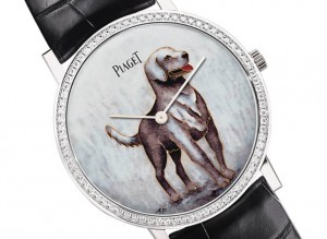 Altiplano Chinese Zodiac Year Of The Dog, de Piaget.
