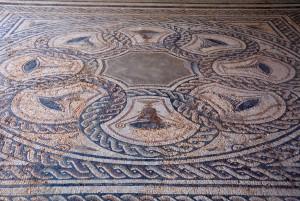 Mosaico de las cráteras.