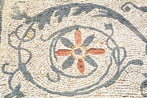 Mosaico doméstico.