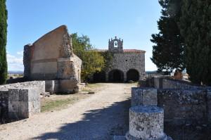 Ermita de la Virgen de Castro.