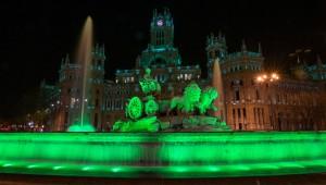 El 17 de marzo, Madrid se suma a la fiesta de los irlandeses.