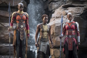Escena de Black Panther. Foto: Disney Marvel.