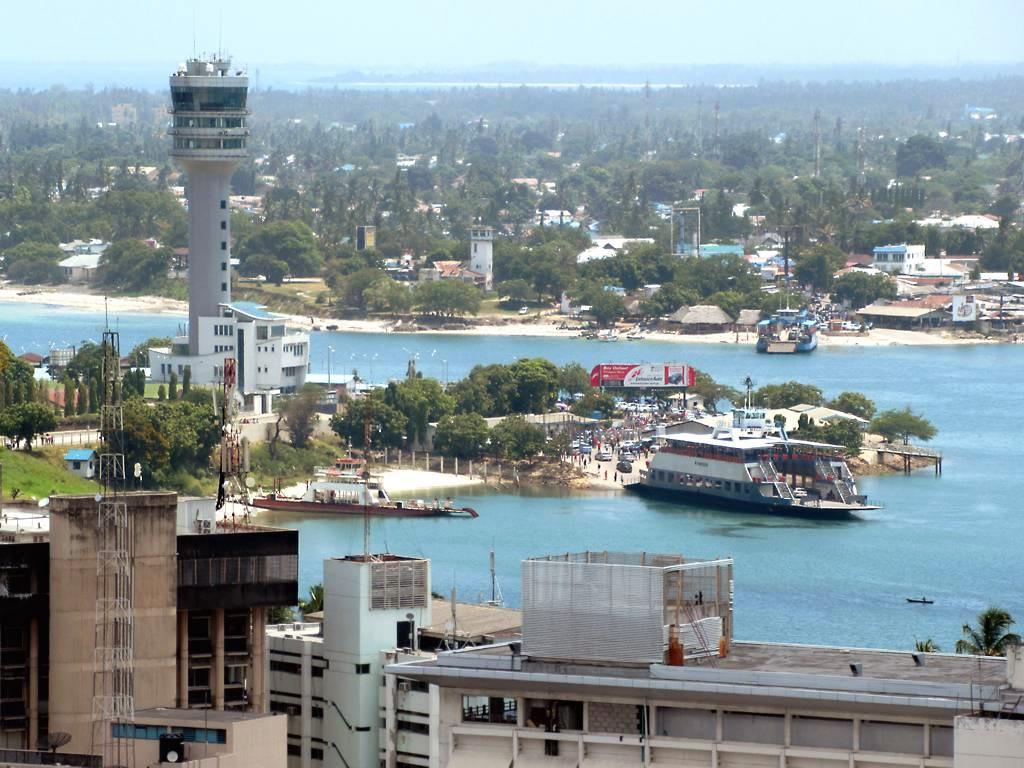 Dar es Salaam. Foto: vía Flickr.