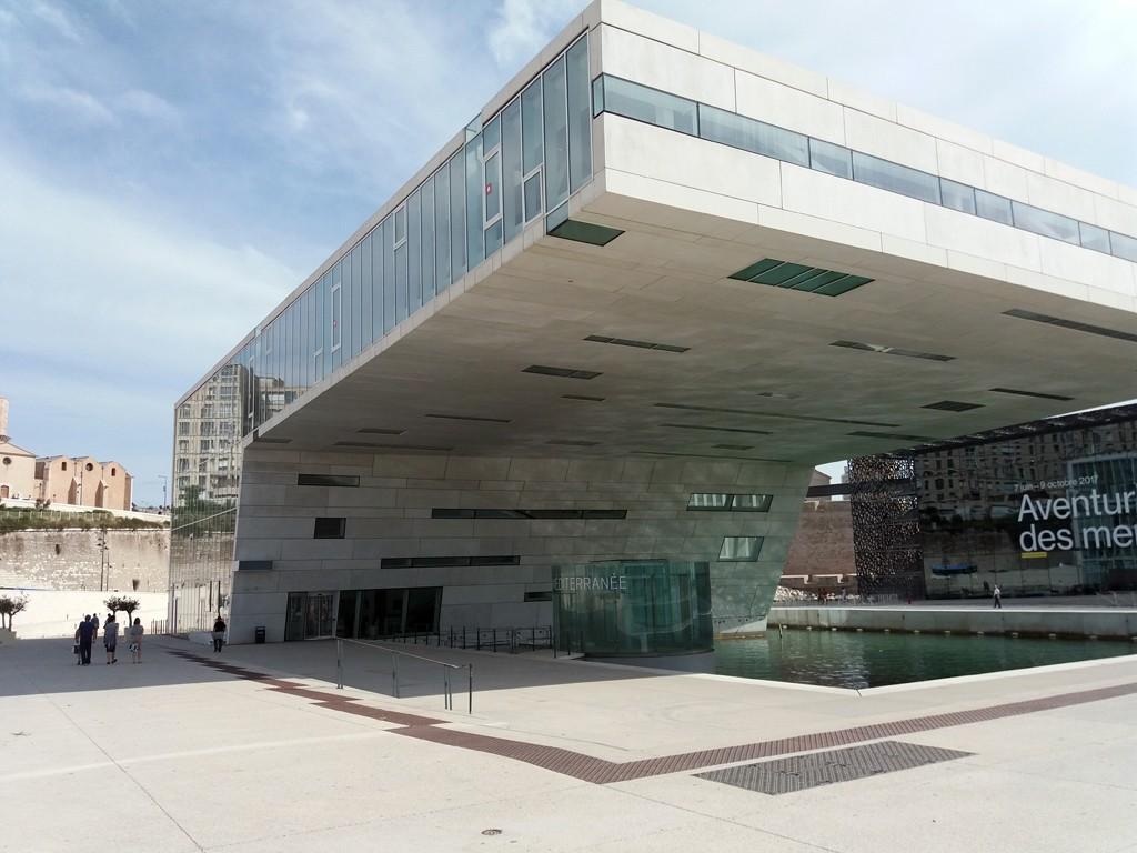 Villa Méditerranée muestra las claves para entender el Mediterráneo contemporáneo.