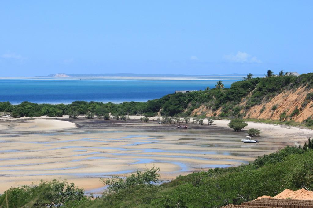 Playa Vilanculos de  Mozambique. Hermansmit, vía Wikicommons.