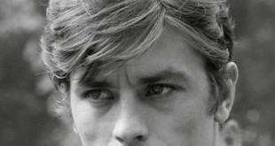 Alain Delon con sus Vuarnet 06 en la película La Piscine, (1969) rodada en Saint-Tropez.