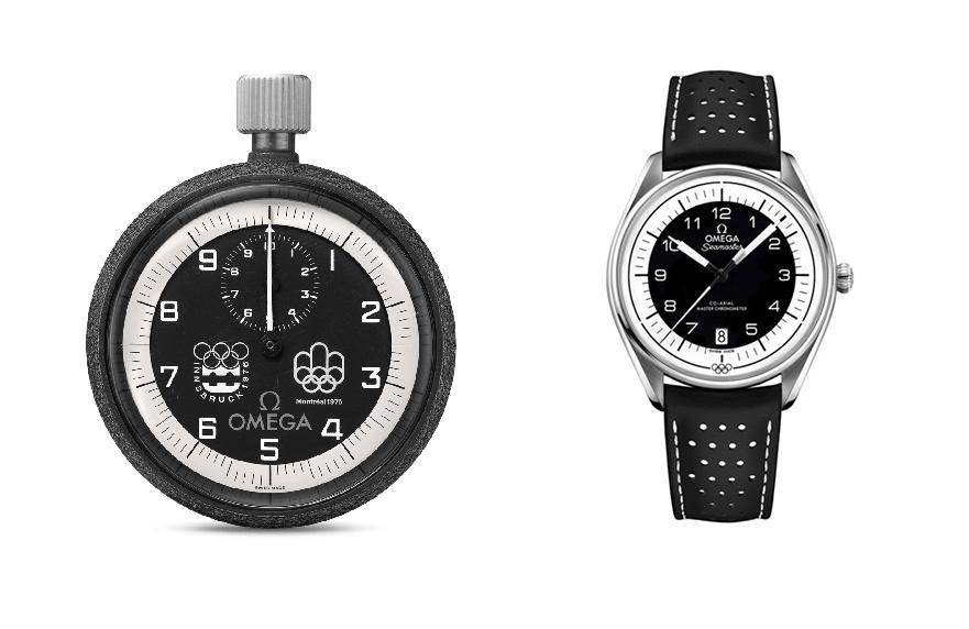 El crónometro antiguo vs el reloj 2018.