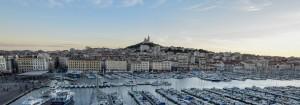 Vista panorámica del Puerto Viejo. Foto: © Marseille Tourisme.