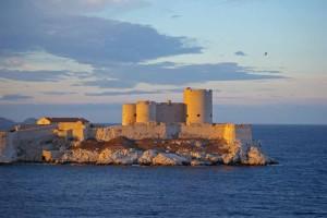 Castillo de If. Foto: © Hotel Résidence du Vieux Port.