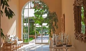 Ambiente reposado y elegante. Foto: Finca Cortesín