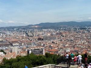 Marsella es tras París la 2ª ciudad más grande en población de Francia.