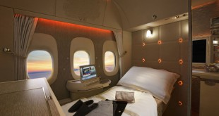 Suite privada de First Class