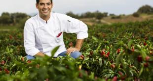 El chef Andreu Genestra. Foto: página de Andreu Genestra.