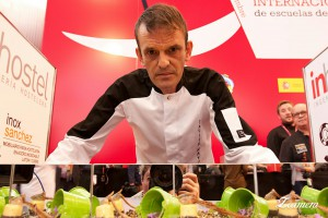 Javier Navarro, chef ejecutivo de Inclán Brutal Bar.