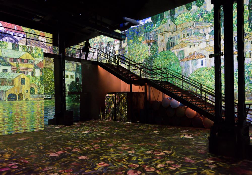 arte digital Klimt