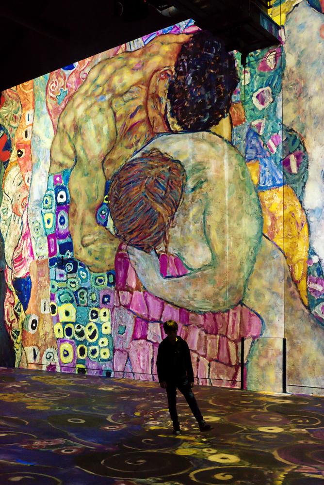 Klimt en París
