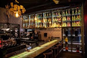 El restaurante Inclán Brutal Bar está en pleno Barrio de las Letras de Madrid.