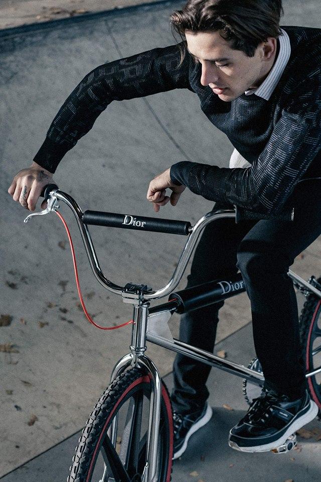 Hay bicicletas que con solo pisar un pedal uno siente ya la sensación placentera que otorga un producto de diseño.