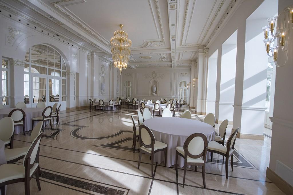 Restaurante Gran Hotel Miramar de Málaga