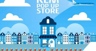 KLM Pop Up Store