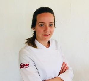 Martina Cacheiro lidera la cocina del el restaurante Casbah en Formentera.