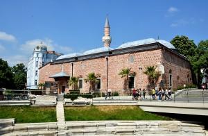 Mezquita Dzhumaya.