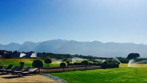 The Sante Winelands Hotel & Resort.