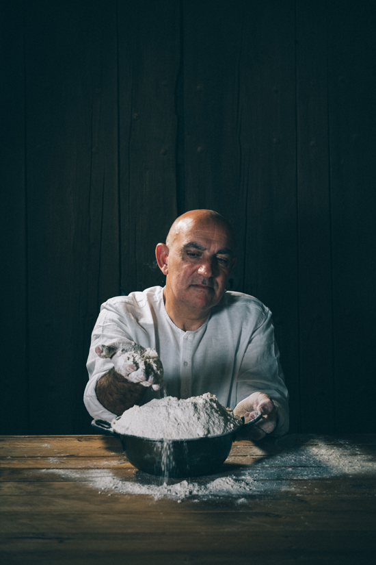chef de islas Baleares Tomeu Arbona