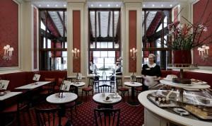 El Café Sacher de Viena.