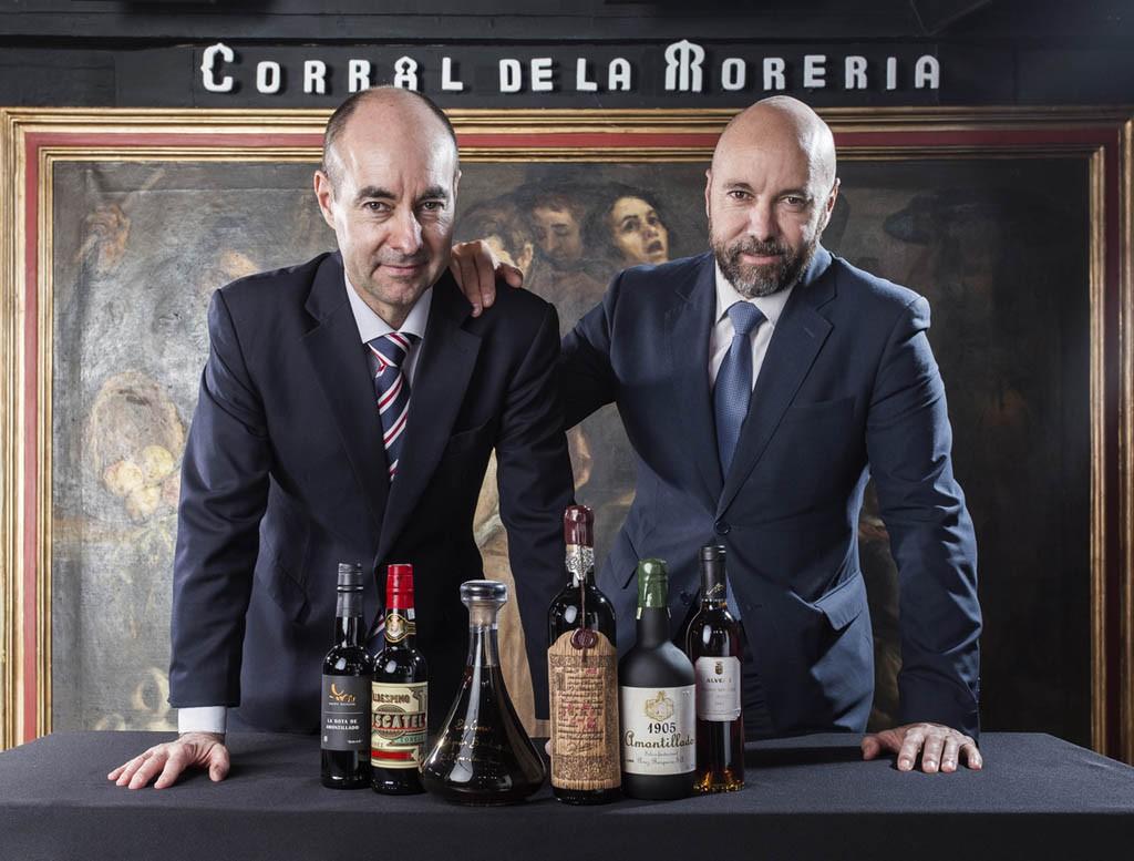 """El Corral de la Morería está considerado """"el mejor tablao flamenco del mundo"""" por el Festival del Cante de Las Minas. En la foto, los hermanos Armando y Juan Manuel Del Rey."""