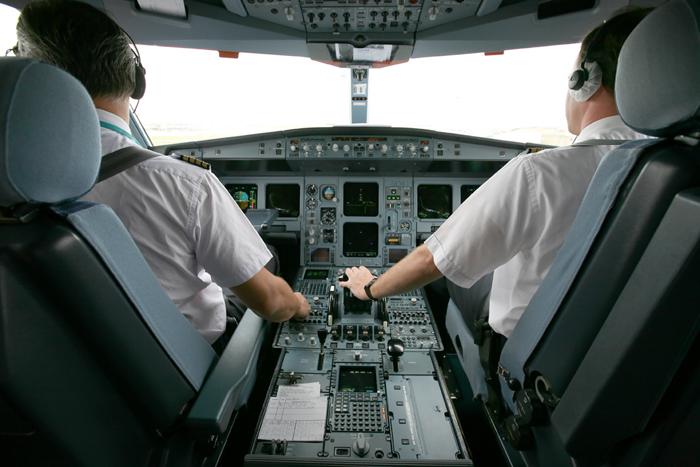 convocatoria para pilotos