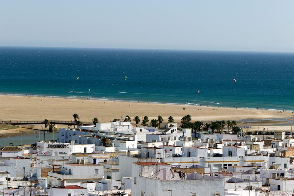 Playas de Conil de la Frontera.